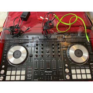 パイオニア(Pioneer)のDDJ SX OYAIDEケーブル ケース、カバー付き(DJコントローラー)