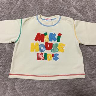 ミキハウス(mikihouse)のミキハウス トレーナー 90(Tシャツ/カットソー)