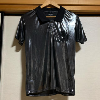 ミルクボーイ(MILKBOY)の日本製 MILK BOY wet design polo shirts(ポロシャツ)