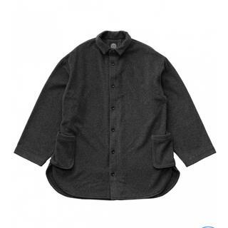 PORTER - ポータークラシック カシミアシャツジャケット サイズ1 美品