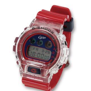 カシオ(CASIO)の2000本限定 広島カープコラボG-SHOCK(腕時計(デジタル))