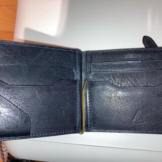 ツチヤカバンセイゾウジョ(土屋鞄製造所)の土屋鞄 マネークリップ 財布(マネークリップ)