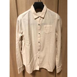エヴァムエヴァ(evam eva)のevam evaピリングデザインシャツ(シャツ/ブラウス(長袖/七分))