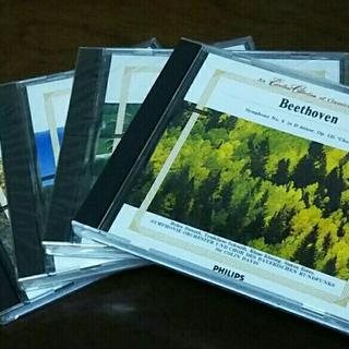 フィリップス(PHILIPS)の◆フィリップス◆ベートーヴェンCD4枚セット(クラシック)