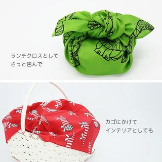 ウニコ(unico)のSALE❗️LISALARSONライオン+ルドルフ三角巾ホワイトデー/プチギフト(ハンカチ)