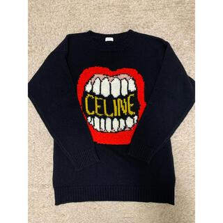 セリーヌ(celine)の【CELINE / セリーヌ】 ニットセーター エディ SIZE : S(ニット/セーター)
