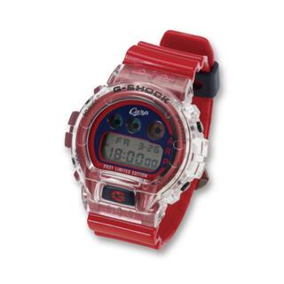 ジーショック(G-SHOCK)の★限定★広島東洋カープ G-SHOCK(2021年モデル) カープ Gショック(腕時計(デジタル))