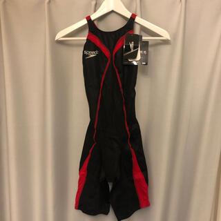 スピード(SPEEDO)の新品タグ付き speedo 競泳水着 スイムウェア Lサイズ(水着)