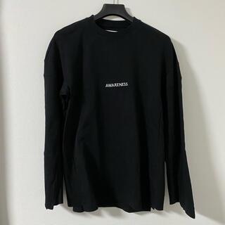 マーカウェア(MARKAWEAR)のMARKAWARE カットソー 新品未使用(Tシャツ/カットソー(七分/長袖))