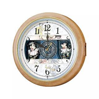 セイコー(SEIKO)の【送料込み】ミッキー&ミニー 掛時計 からくり時計(掛時計/柱時計)