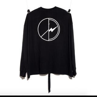 ピースマイナスワン(PEACEMINUSONE)のPEACEMINUSONE X FRAGMENT LONG SLEEVE (Tシャツ/カットソー(七分/長袖))