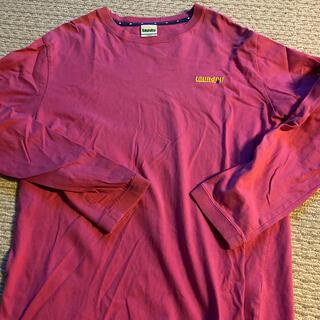 ランドリー(LAUNDRY)のlaundryTシャツサイズL 長袖(Tシャツ/カットソー(七分/長袖))