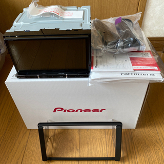 パイオニア(Pioneer)のカロッツェリア 楽ナビ 7型 AVIC-RZ511  未使用品(カーナビ/カーテレビ)