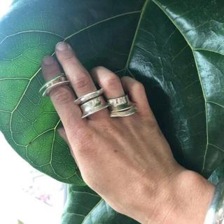 エストネーション(ESTNATION)のAriana Boussardゴールドリング(小)(リング(指輪))