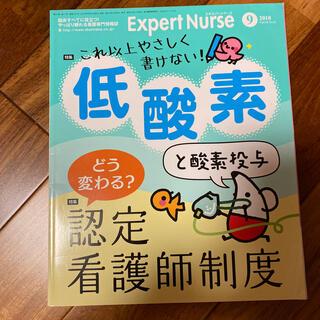 Expert Nurse (エキスパートナース) 2018年 09月号(専門誌)