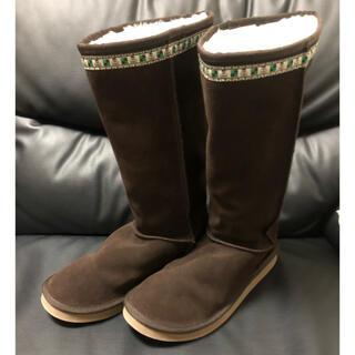 ヴァンズ(VANS)のVANS  バンズ  ムートン ブーツ  サイズ11(ブーツ)