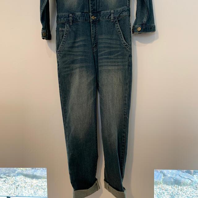 AKERICO(アケリコ)の AKERICO つなぎ メンズのパンツ(サロペット/オーバーオール)の商品写真