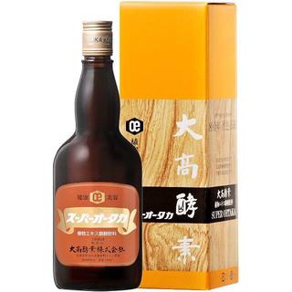【新品未開封】スーパーオオタカ720ml 3本セット(ダイエット食品)