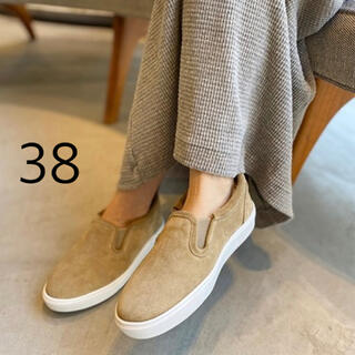 L'Appartement DEUXIEME CLASSE - カミナンド CAMINANDO Mouton Sneakers ベージュ 38