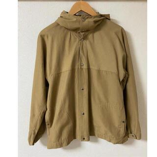 ヤエカ(YAECA)の【YAECA】 60/40クロス フードシャツ (マウンテンパーカー)