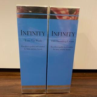 インフィニティ(Infinity)のINFINITY オイルクレンジングクリーム (洗顔料)