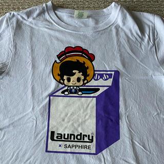 ランドリー(LAUNDRY)のlaundryTシャツ半袖サイズM(Tシャツ/カットソー(半袖/袖なし))