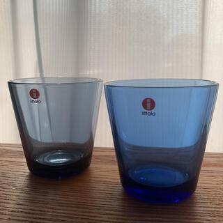 イッタラ(iittala)のイッタラ カルティオ グラス 2個(グラス/カップ)