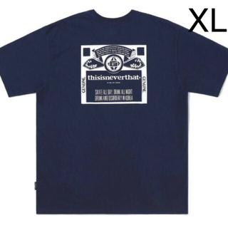 アフターベース(AFTERBASE)のthisisneverthat Wasted Youth TEE(Tシャツ/カットソー(半袖/袖なし))