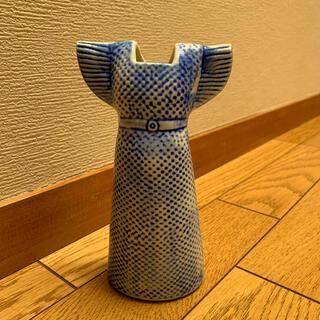 リサラーソン(Lisa Larson)のリサラーソン ワードローブ 旧タイプ 花瓶(花瓶)