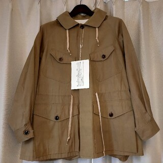 Paul Harnden - 【タグ付美品】The crooked Tailor FIELD JACKET