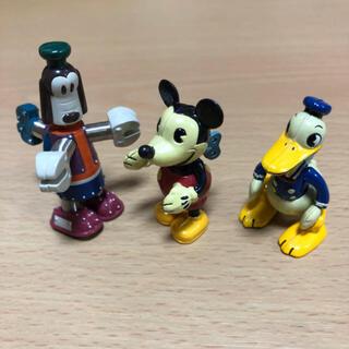 Daisy - ディズニー ブリキ風フィギュア グーフィー ミッキー ドナルド