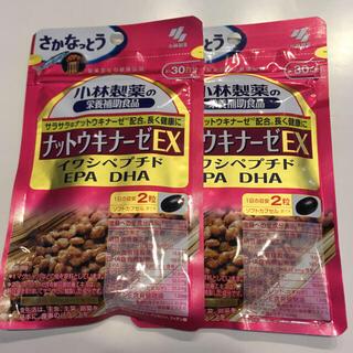 コバヤシセイヤク(小林製薬)のナットウキナーゼEX 30日分×2袋(その他)