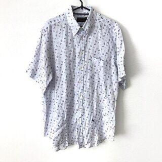 エトロ(ETRO)のエトロ 半袖シャツ サイズ42 XS メンズ -(シャツ)