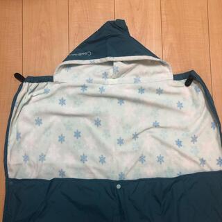 コンビミニ(Combi mini)のコンビミニ 抱っこ紐防寒ケープ(抱っこひも/おんぶひも)