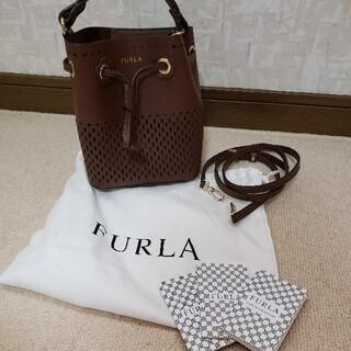 フルラ(Furla)の【FURLA】パンチング、ミニバッグ、2way(ショルダーバッグ)