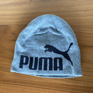 プーマ(PUMA)のニット帽(帽子)