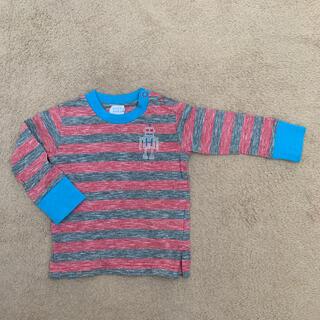 ハッカベビー(hakka baby)のスワロフスキー付きカットソー / Hakka baby(Tシャツ/カットソー)