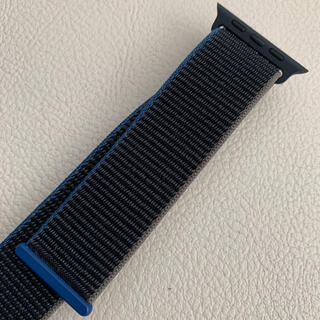 Apple Watch - 未使用44mmケース用チャコールスポーツループ/Apple watch