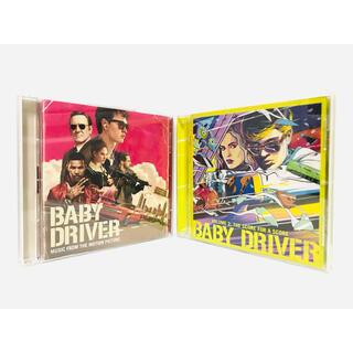 【新品同様】映画『ベイビードライバー』Vol. 1&2 サントラCD2枚セット(映画音楽)