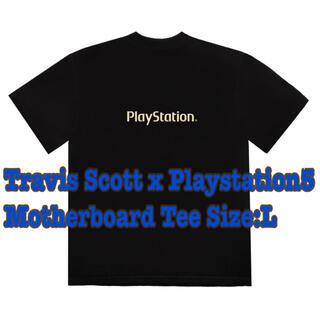 カクタス(CACTUS)のTravis Scott X PS5 プレイステーション5 コラボT Lサイズ(Tシャツ/カットソー(半袖/袖なし))