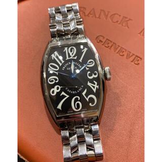 FRANCK MULLER - 定価114万円 フランクミュラー カサブランカ 5850 SS/自動巻 箱/保