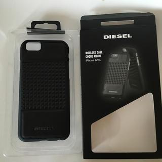 ディーゼル(DIESEL)のDIESEL ディーゼル iPhone6(iPhoneケース)