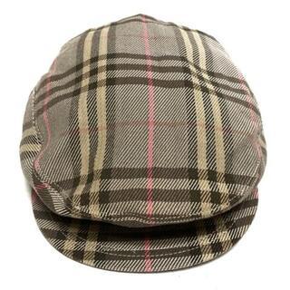 バーバリーブルーレーベル(BURBERRY BLUE LABEL)のバーバリーブルーレーベル ハンチング -(ハンチング/ベレー帽)