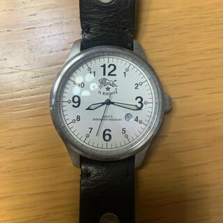 イルビゾンテ(IL BISONTE)のイル ビゾンテ 腕時計(腕時計(アナログ))