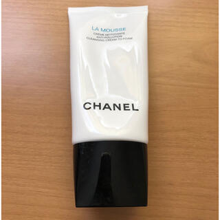 シャネル(CHANEL)のCHANEL ムース ネトワイヤント(洗顔料)