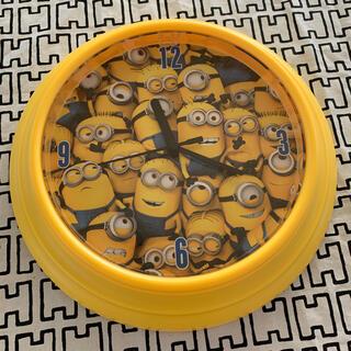 ミニオン(ミニオン)のミニオンズ 掛け時計(掛時計/柱時計)