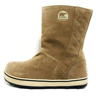 ソレル(SOREL)のソレル ブーツ 25 メンズ美品  WATERPROOF(ブーツ)