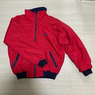 patagonia - パタゴニア シェルドシンチラジャケット 赤 90s アメリカ製