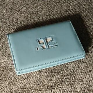 クレージュ(Courreges)の【新品・未使用】 courreges ケース(財布)