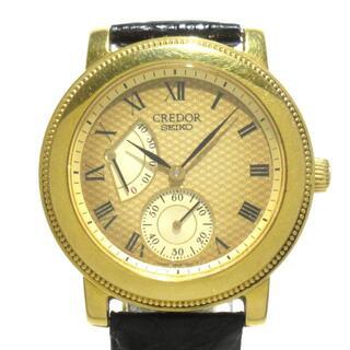 セイコー(SEIKO)のセイコー 腕時計 CREDOR(クレドール)(その他)
